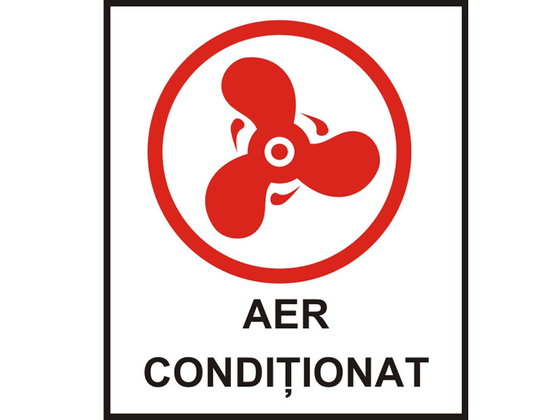 Aer conditionat la tractor Belarus